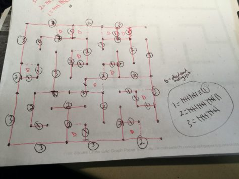 Maze Design Segments